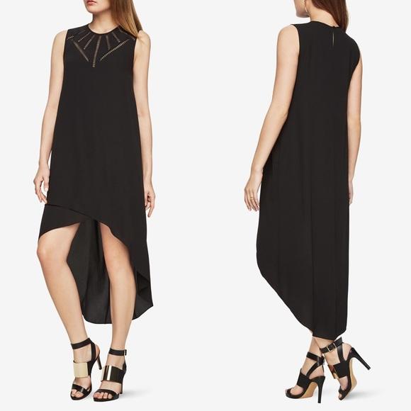 BCBGMaxAzria Mackenna High Low Dress